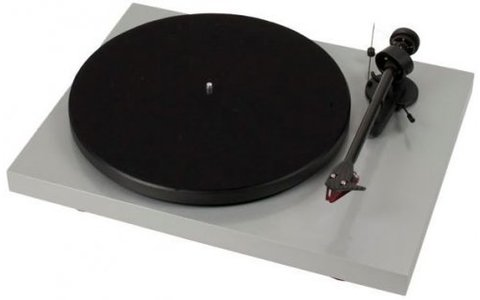 Pro-Ject Debut Carbon 2M-RED DC Zielony Gramofon
