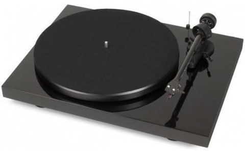 Pro-Ject Debut Carbon 2M-RED DC Fioletowy Gramofon
