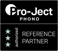 Full pro ject phono reference partner logo  small